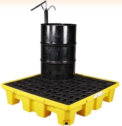 Spill pallet 4 Drum from REUNION SAFETY EQUIPMENT TRADING