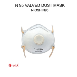 N95 Vaulved Dust Mask in Dubai from ORIENT GENERAL TRADING