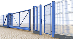 STEEL GATE MANUFACTURERS IN UAE from CHAMPIONS ENERGY, FENCE FENCING SUPPLIERS UAE, WWW.CHAMPIONS123.COM