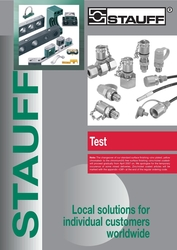 STAUFF Tube clamps from MANULI FLUICONNECTO