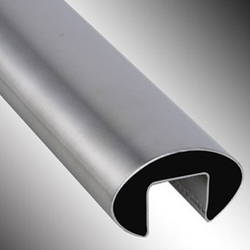Stainless Steel Single Slot Pipes from HITANSHI METAL