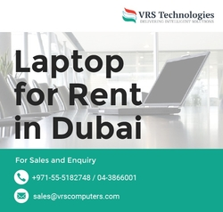 LAPTOP Rental in Dubai from VRS TECHNOLOGIES-IPAD LAPTOP LED SCREEN RENTALS IN DUBAI