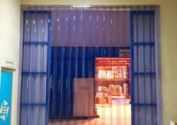 PVC STRIP CURTAINS IN UAE from WESUPPLY GENERAL TRADING FZC