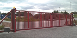 SWING GATE, SLIDING GATE or CANTILEVER GATES & DOOR OPERATORS in UAE: from DESERT ROOFING & FLOORING CO L L C (DOORS DIVISION)