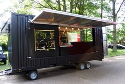 Food truck from HICORP TECHNICAL SERVICES