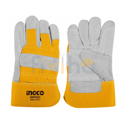 Cow split leather gloves suppliers in Qatar from MEP SOLUTION PROVIDER IN QATAR
