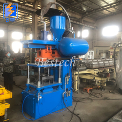 Cold Box Sand Core Shooter for Brake Disc from QINGDAO BESTECH MACHINERY CO.,LTD