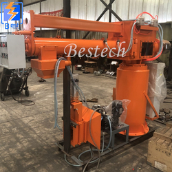 Foundry Sodium Silicate Resin Sand Mixer from QINGDAO BESTECH MACHINERY CO.,LTD
