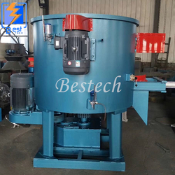Foundry Green Sand Rotor Sand Mixer from QINGDAO BESTECH MACHINERY CO.,LTD