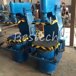 Jolt Squeeze Sand Molding Machine for Foundry Plant from QINGDAO BESTECH MACHINERY CO.,LTD