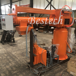 Single Arm Resin Sand Mixer for Foundry from QINGDAO BESTECH MACHINERY CO.,LTD