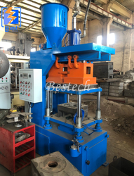 Foundry Cold Box Sand Core Shooting Machine from QINGDAO BESTECH MACHINERY CO.,LTD
