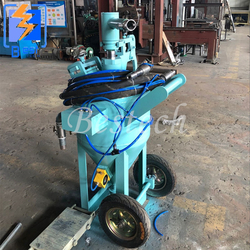 Metal Surface Rust Removal Dustless Sand Blasting from QINGDAO BESTECH MACHINERY CO.,LTD