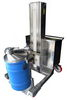 Plastic Drum Lifter Tilter Battery Operated