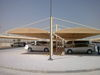 FANCE BARIERS CONSTPARKING SHADE TENTS from TENTS & SHADES ( BAIT AL MALAKI ) +971553866226