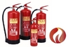 Fire extinguisher foams type  from CITY CARE & SAFETY EQUIP.FIX.CONT. LLC