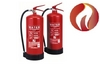 Fire extinguisher water type from CITY CARE & SAFETY EQUIP.FIX.CONT. LLC