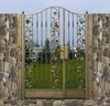 DECORATIVE GATES | MANUFACTURE | CONTRACTOR from LINK MIDDLE EAST LTD
