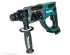 MAKITA ROTARY HAMMER DRILL from ADEX INTERNATIONAL TOOLS LLC