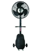 Industrial Pedestal mist fan