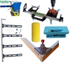 WOODWORKING MACHINERY, EQPT & SUPPLIES