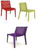 Outdoor Plastic Garden Chairs