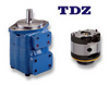 VICKERS VANE PUMP EQUIVALENT FROM TDZ