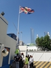 12 METER OUTDOOR FLAGS INSTALLATION