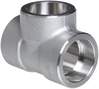 A182 F347 SOCKET WELD EQUAL TEE