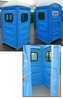 2m hight x 1sqm Movable Guard Booth