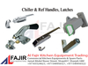 Door handles for refrigeration / Chiller Handles L ...