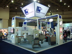 Exhibition Stand Trade show booth