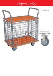 CAGE TROLLEY SUPPLIER IN ABUDHABI