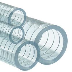 Reinforced Clear Hose