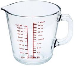 Liquid Measuring Jars