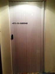 PVC FOLDING DOOR SUPPLIERS IN UAE