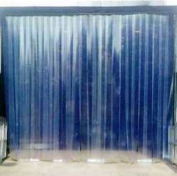 PVS STRIP CURTAINS IN DUBAI