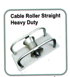 CABLE ROLLER STRAIGHT HEAVY DUTY