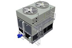 Evaporative Ammonia Condensers In UAE