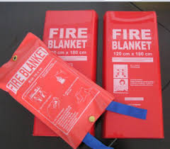 FIRE BLANKETS 550 DEG. C TO 1690 DEG. C