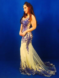 PARTY EVENING GOWN