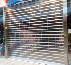 polycarbonate shutters in dubai