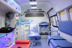 AMBULANCE SUPPLIERS UAE from AUTO ZONE ARMOR & PROCESSING