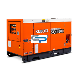 FUJI KUBOTA GENERATOR SUPPLIER IN UAE