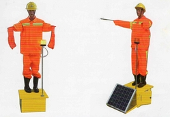 CONSTRUCTION ROBOT/MANIKIN UAE