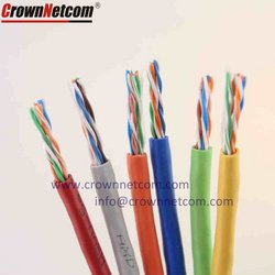 Cat6 Network Cable 23awg UTP STP Category 6 Cables
