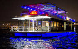 Romantic Dhow Cruise Dinner