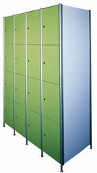 Firproof and Waterproof Changing Room or Supermarket HPL Locker