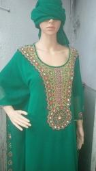 Embroidered Farasha