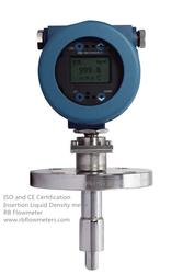 Insertion liquid Density Meter